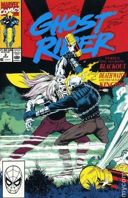 Ghost Rider (2nd Series) #3 1990 VF Stock Image