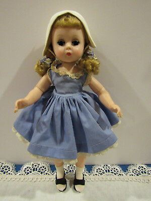 Vintage Madame Alexander Lissy Doll w/ Jointed Knees & Elbows 1956 MINT