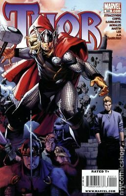 Thor (3rd Series) #600A 2009 VF Stock Image