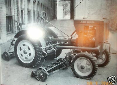 JOHN DEERE Model 62, Y and Unstyled Model L Tractor - 1996 Two Cylinder magazine
