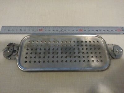 Case Medical Paper Filter Retention Plate For Sterilization Case Md Surgical Vet