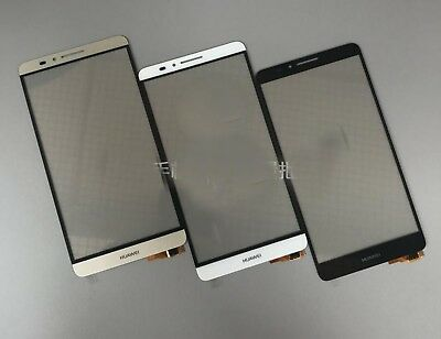 """OEM Outer Front Glass Touch Screen For Huawei Ascend Mate 7 MT7-AL00 TL10 6.0"""""""