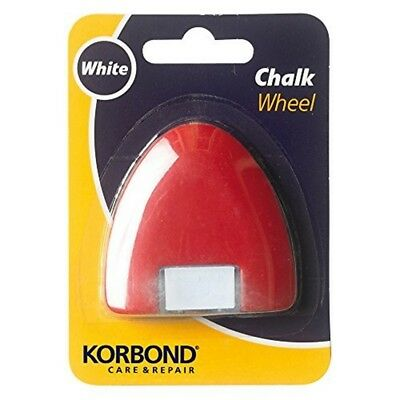 Korbond Chalk Wheel By Korbond - White Fabric Patterns Sewing Marking Ideal