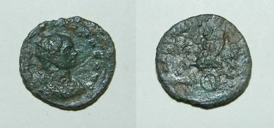 ANCIENT ROME :  BRONZE COIN 3rd Century A.D.