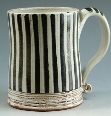 RYE Pottery - Early Red Clay Mug - Dennis Townsend