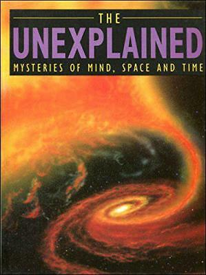 The Unexplained Mysteries of Mind, Space and Time, BLITZ EDITIONS | Hardcover Bo