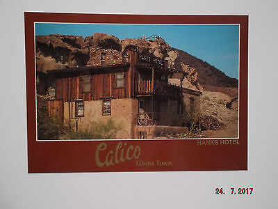 AK: Calico, Ghost Town