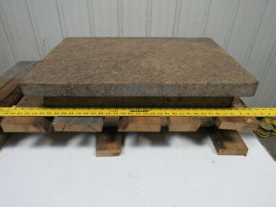 "20"" x 30"" x 5"" Granite Surface  4 Ledge"