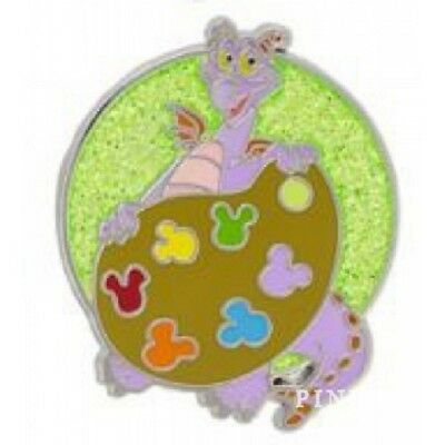 Disney Figment Painting Palette Brush with Masters Scavenger Hunt pin