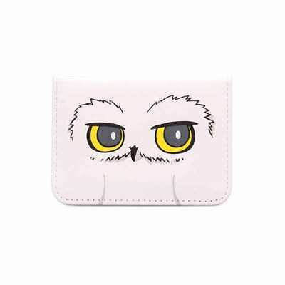 Official Harry Potter Hedwig Travel Pass Holder Bus Tube Pass Wallet