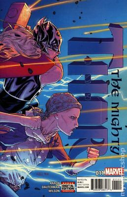 Mighty Thor (2nd Series) #11A 2016 VF Stock Image