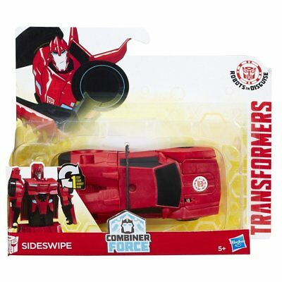 Transformers Robots In Disguise Combiner Force 1-Step Changer Sideswipe