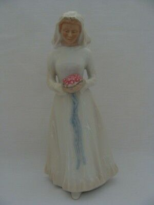 Royal Copenhagen Denmark Bride Figurine