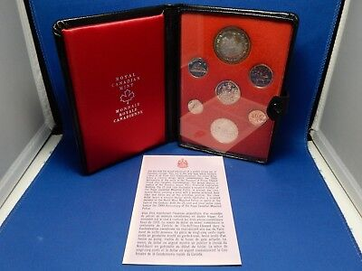 1973 Royal Canadian Mint Proof-Like Coin Set