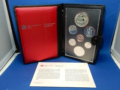 1979 Royal Canadian Mint Proof-Like Coin Set