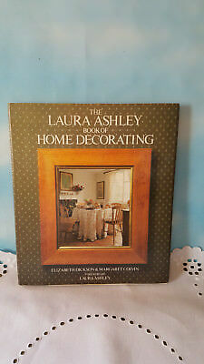 THE LAURA ASHLEY  BOOK OF HOME DECORATING 160 Seiten