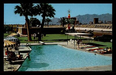 ORG VINTAGE 1960S PC- Holiday Inn- South Bend Indiana