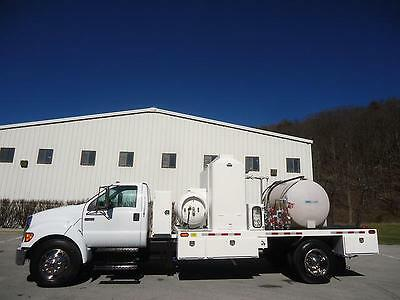 2005 Ford F650 Xl Rush Boiler Steam Steamer Truck Cipp Cured In Place Pipe
