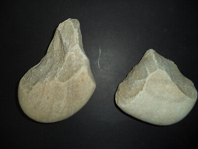 Two Paleolithic axes from Iberian tribes ref 3.55