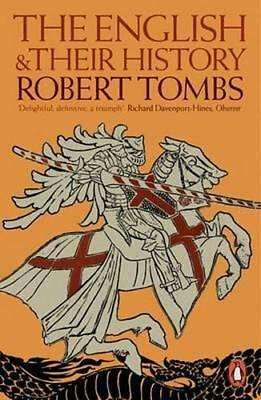 NEW English And Their History, The By Robert Tombs Paperback Free Shipping