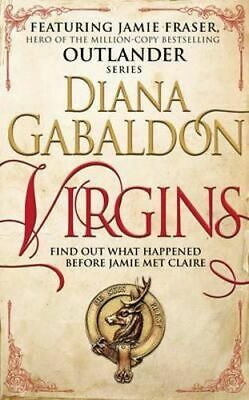 NEW Virgins By Diana Gabaldon Hardcover Free Shipping
