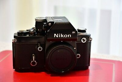 Nikon F2 Photomic Film Camera Body Only
