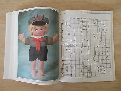 Popular Crafts Guide To Soft Doll Making~Pam Wheatley~Stockinette & Calico~P/B