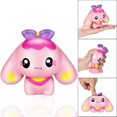 Jumbo Slow Rising Squishies Scented Squishy Squeeze Toy Stress Reliever GIFTS UK