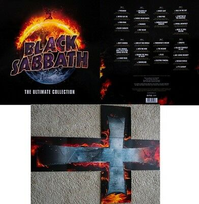 Black Sabbath / The Ultimate Collection / 4-LP-Set