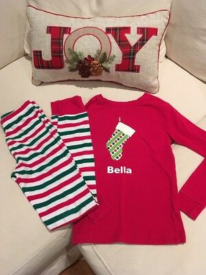 BEST OFFER TODAY!!! Bella Pajamas Christmas Size 8 2 Piece