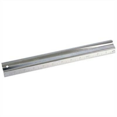Metal Safety Rule - 300mm [toy] - Ruler Stainless Steel 12 30cm Jakar School
