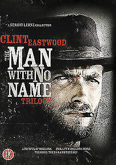 The Man With No Name Trilogy DVD NEW DVD (2068201086)