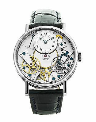 Breguet Tradition 7027BB/11/9V6 White Gold watch