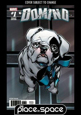 Domino, Vol. 3 #1 - 2Nd Printing  (Wk21)