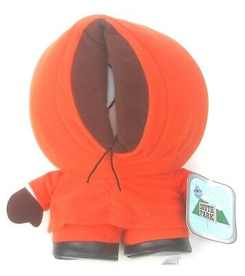 """Vintage 1998 Comedy Central South Park - KENNY - 9"""" Plush Toy (C62)"""