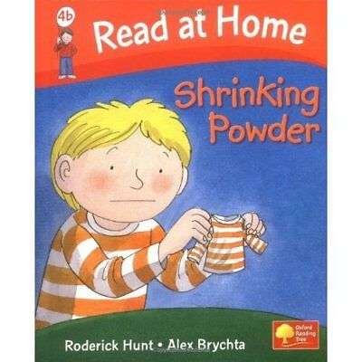 Read at Home: More Level 4b: Shrinking Powder (Read at  - Hardcover NEW Hunt, Ro