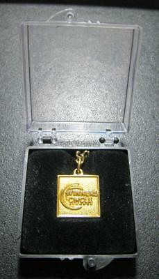 Ontario Casino Canada Winner's Circle Rewards Gold Color Necklace New W/box