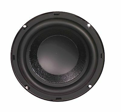 Omnes Audio SW6.01 , Basslautsprecher / Subwoofer , 166 mm , 4 Ohm