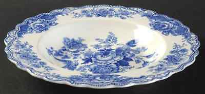 Crown Ducal BRISTOL BLUE Rimmed Soup Bowl 1879166