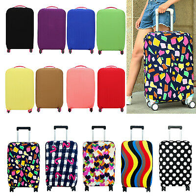 18''-29 Travel Elastic Luggage Suitcase Spandex Cover Protective Bag Dustproof