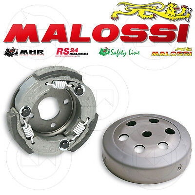 MALOSSI 5214111 CLUTCH SET BELL Ø107 FLY SYSTEM PIAGGIO NRG Power DT 50 2T