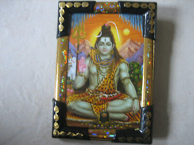 Picture Of Hindu God Lord Shiva
