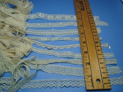 Vintage Lace For French Fashion Doll Dressing, Sewing,arts & Crafts