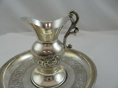 Sterling Silver 925 Mayim Achronim Hand Washing Cup Used
