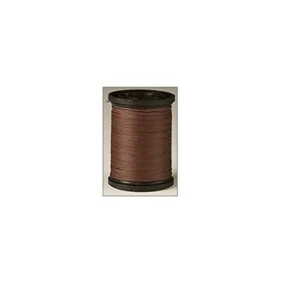 Tandy Leather Carriage Hand Sewing Thread 100/yd (91.4 M) Dark Brown 1226-02