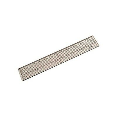 Tandy Leather Craftool Grid Ruler 3605-00