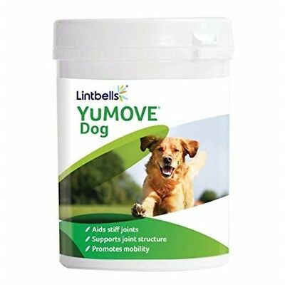 Lintbells Yumove Dog Joint Supplement Tablets For Stiff And Older Dogs, 300