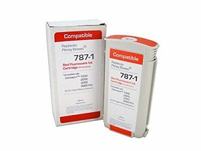 Pitney Bowes #787-1 Max Volume Compatible Ink Cartridge for Connect+ Series by