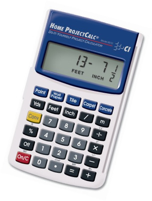 Calculated Industries 8510 Home ProjectCalc Do-It-Yourself Project Calculator