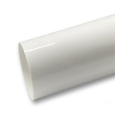 Car Wrap Vinyl Gloss White High gloss Air/Bubble Free Car Motorbike van 3 layer
